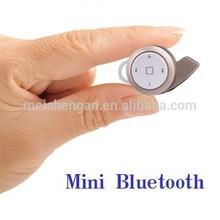 New 2014 Mini ultra Universal Wireless Bluetooth earphone headphone stereo headset bluetooth handfree universal for all phone