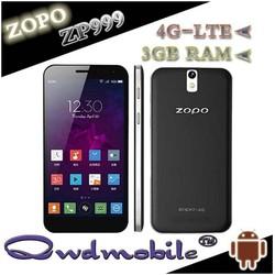 ZOPO ZP999 Lite Lion Heart 4G LTE China Smartphone MTK6595M Octa Core 2.0GHZ 5.5 Inch FHD RAM 3GB ROM 32GB