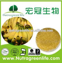 100% Natural organic green banana powder/Banana extract powder