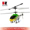 Telecomando a raggi infrarossi elicottero 3.5ch rc modello di aeroplano di balsa kit con giroscopio.