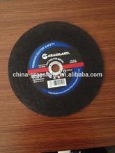 abrasive rail cutting disc,abrasive sanding disc,velcro backed abrasive disc