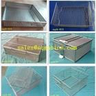 medical storage wire basket