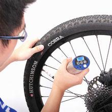 Novel item promotion electric bike tire pump with little noise