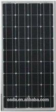 HOT!!!ODA100-18-M Mono 100W solar panel