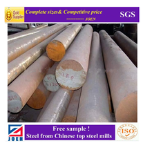 SK6 Carbon Tool Steel Round Bar T8 TC80W2 1.1625 Y8 60SI2MN Hot Rolled Alloy Spring Steel Round Bar