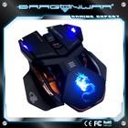 Dragon War PHANTOM Programmable Laser Mouse (Model no.: ELE-G4)