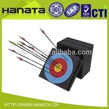 durable harmless pe foam arrow and bow target archery shooting board wholesale