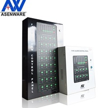 1-32 Zones Conventional Fire Alarm Notifier Control Panel For Commercial Building Use