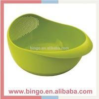 Prepare and serve milti-function rinse bowl