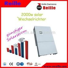 2000W Solar Power on grid Inverter, dc/ac solar Wechselrichter, Sonnenenergie