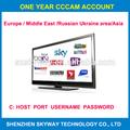Europa cccam servidor gratis 1 año para sky italia reino unido alemania du etc.