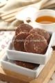 şekersiz bisküvi diyabetik badem çikolata lezzet