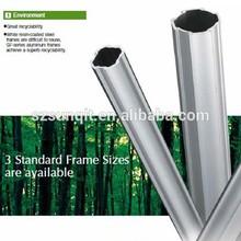 Hot sales aluminum oval tube