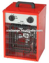 new portable industrial electric fan heater