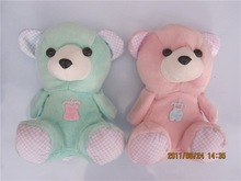 Comfort colors teddy bear plush toy with dress
