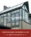 moderno rench ventana de hierro forjado diseño de la parrilla