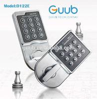 Guub hot sale model good quality metal cabinet door lock rfid cabinet lock
