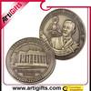 Cheap custom medals sport medals 3d antique souvenir coin