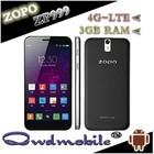 ZOPO ZP999 3GB 32GB 4G LTE Smartphone Android 4.4 5.5 Inch FHD 14MP 5MP Dual Camera ZOPO Smartphone