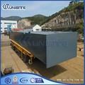 Hochwertige pontonboot modular schwimmenden ponton( usa1- 010)