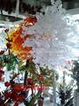 sjh1112808 ficus árvore artificial ficus branco folha de árvore artificial de plantas de folhas artificial ficus grande