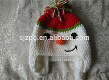 Atacado inverno imagens de crochê malha chapéus e luvas caps