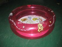 abundant Round cartoon inflatable water pool for kids