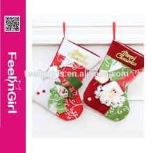christmas stocking assortment 500 pcs mix color xmas tree stocking gift bag