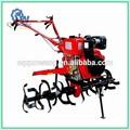 eficaz de rotary timón el cultivo de agricultura de la máquina caminar tractor