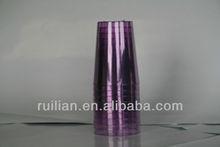 340ml disposable transparent plastic cup