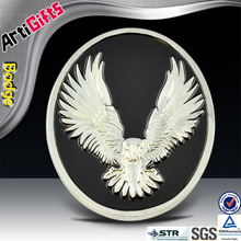 Factory direct sale metal brand car badges pictures