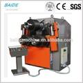 Alumínio hidráulica seção máquina de dobra