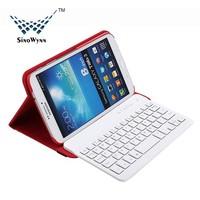 """Foldable Bluetooth 3.0 Keyboard Case for Samsung Galaxy Tab 3 8.0"""""""