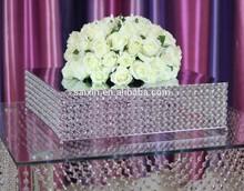 Gorgeous wedding silver metal cake stand yiwu cake decoration supplies ZT-151