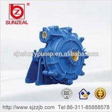 Diesel Engine, coal mining ash slurry pump, coal ash caustic mining liquid Horizontal Centrifugal pump