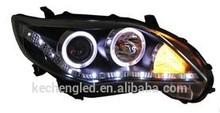 Factory supply!! ce&rohs car accessory 12v 2011 toyota corola auto head light