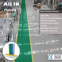 2014 glass fiber high quality concrete epoxy floor epoxy heavy duty flooring