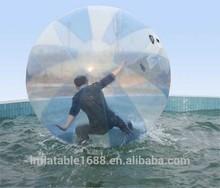 Happy inflatable new water walking ball,land walking ball, jumbo water ball