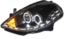 best selling!! ce&rohs car parts 12v head lamp for old nissan versa