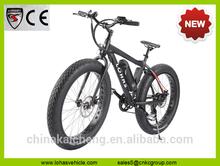 snow fat tire bikes front suspension