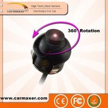 OEM Manufature 360 degree rotation HD mini for high honda city car reverse camera for cars