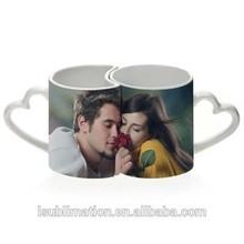 Christmas lover mugs