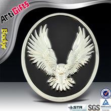 Made in china factory cheap car badge insignia