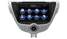 In-dash Car stereo radio/dvd/gps/mp3/3g multimedia system for Hyundai Elantra 2012
