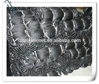 UHMWPE white fiber knotless large fishing nets
