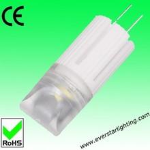 Ningbo Manufacturer Of 2W Ceramic AC/DC 12V Mini G4 LED Bulb