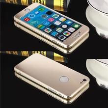 For iPhone 6 6 Plus Luxury Metal Aluminum Cell Phone Case