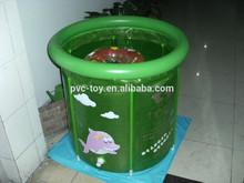 abundant practical cartoon inflatable water pool for kids