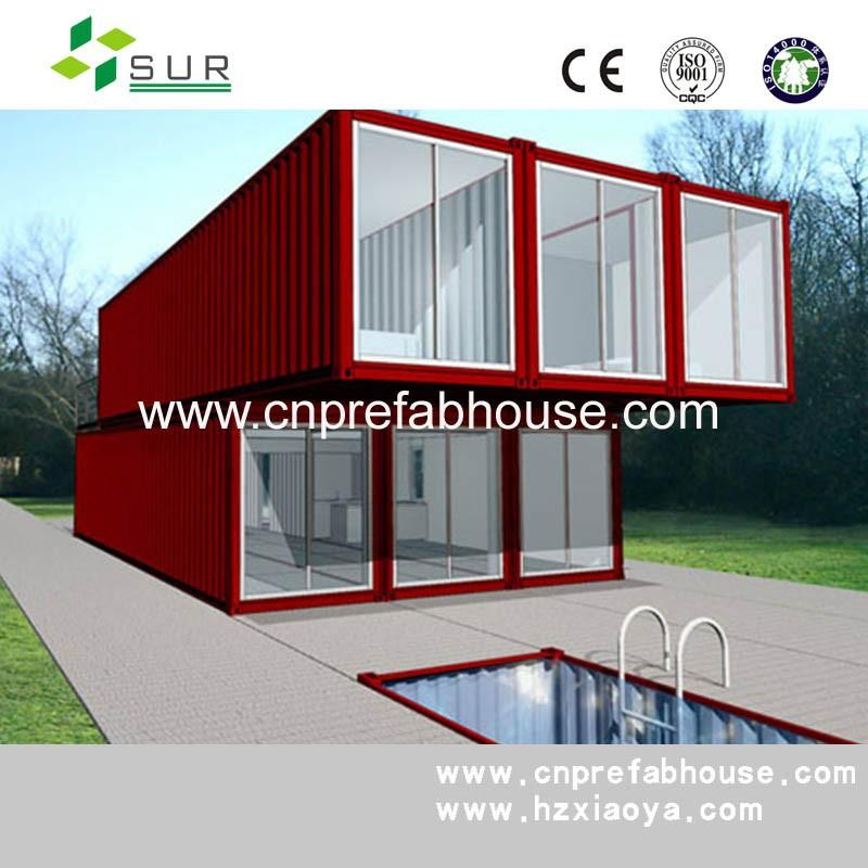 Beautiful And Comfortable Modern Cheap Prefab Kit Home
