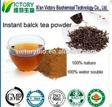 ISO Factory supply 100% nature bulk black tea